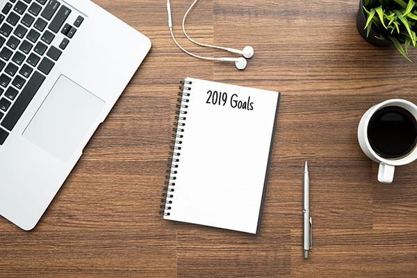 2019 New Year Business Goals at Trusted Contacts