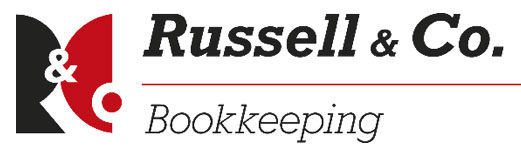 Russell & Co Bookkeeping Logo