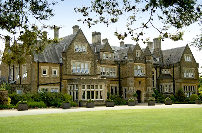 Hartsfield Manor Exterior, Betchworth, Surrey